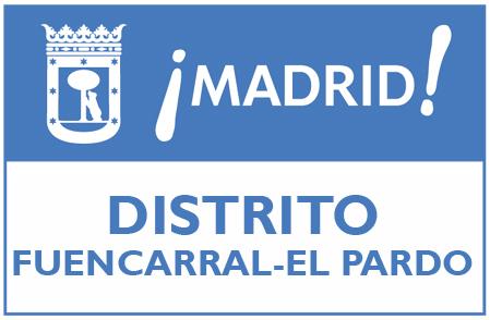 Logotipo Distrito Fuencarral-El Pardo