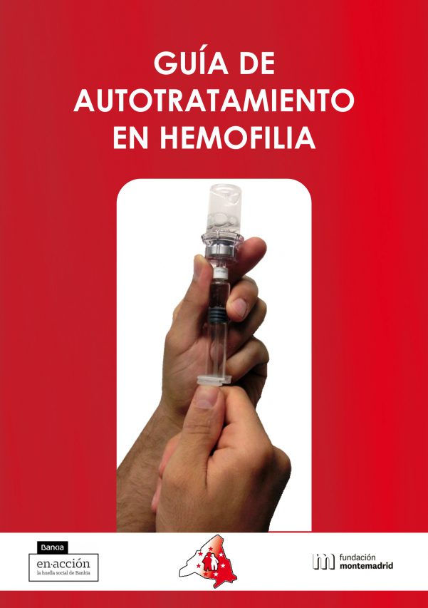 Guía de Autotratamiento en Hemofilia