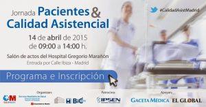 Jornada de Pacientes y Calidad Asistencial